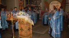 Основные церковные песнопения праздничной утрени