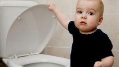 Что делать, если у малыша запор