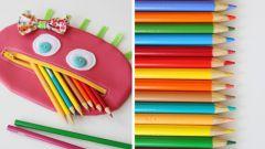 Как сшить пенал для карандашей