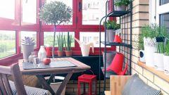 Как обустроить балкон или лоджию