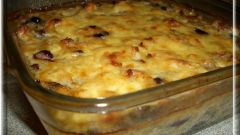 Julienne of pork with potatoes