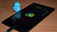 How to change Android on your tablet