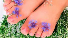 Уход за кожей ног во время беременности