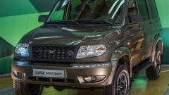 Какие характеристики у УАЗ-Патриот