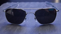 How to change the glass in sunglasses