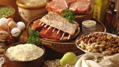 What foods most protein and carbohydrates
