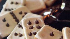 Сахарное печенье «Домино»