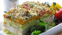 Как приготовить запеканку из филе индейки с кабачками
