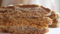 """Как приготовить торт """"Рахат"""""""
