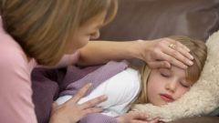 Как справиться с ознобом у ребенка