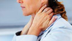 Как справиться с болью в шее