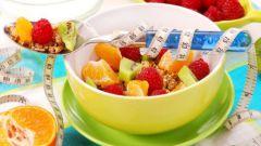 Как питаться, чтобы сбросить вес за неделю