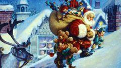 Почему у Санта-Клауса нет Снегурочки