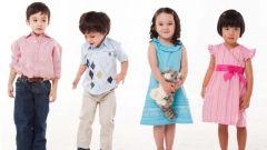 Как определить размер одежды для ребенка