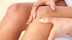 Как справиться с болью в колене