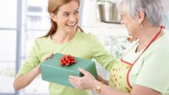 What to give Mama anniversary