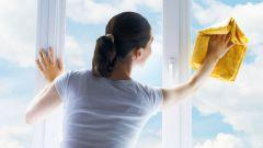 Как ухаживать за стеклопакетом