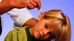Как капать ушные капли ребенку