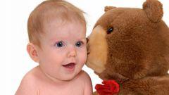 Что подарить ребенку в год
