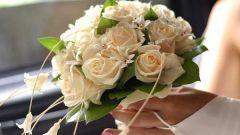 Откуда пошла традиция бросать букет невесты