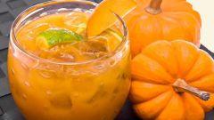 Как приготовить сок тыквы