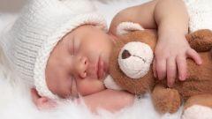 Что сделать, чтобы ребенок крепко спал
