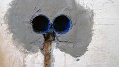 Как устанавливать подрозетники для бетона