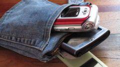 Как сделать чехол для телефона из джинсов