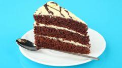 Как приготовить вкусный торт