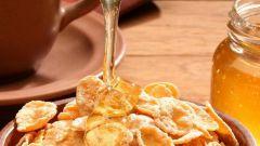 Чем полезна воздушная пшеница с медом