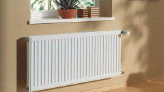 Как поменять отопительные радиаторы