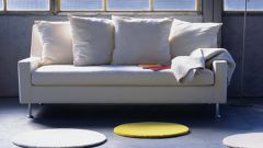 How to disassemble a sofa the owner before moving