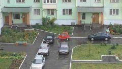 Можно ли ставить машину во дворе