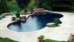 Как сделать бассейн на участке
