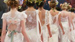 Платье с открытой спиной - стильный наряд для смелых невест