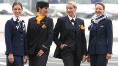 Где учат на стюардесс