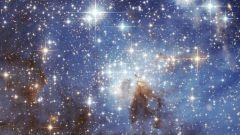 Как выглядит звезда в космосе