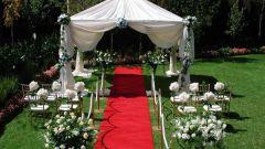 Как устроить красивую свадебную церемонию
