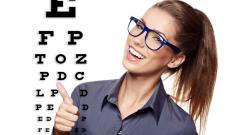 Как проверять зрение по таблице
