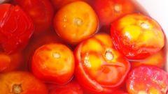 Как засолить помидоры простым способом