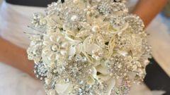 Как хранить свадебный букет после свадьбы