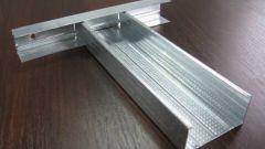 Как выбрать качественный металлический профиль для гипсокартона