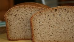 Rye sourdough bread: features of the institution of the test