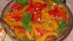 Как приготовить лечо из болгарского перца