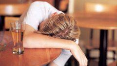 Диагностика хронического алкоголизма и его стадий