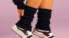 С чем носить гетры