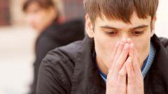 Как мужчины переживают разрыв отношений
