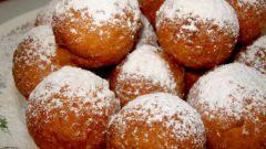 Как приготовить дрожжевые пончики
