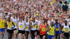 Как бегают марафонцы