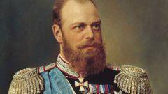 Почему Александра III называли миротворцем